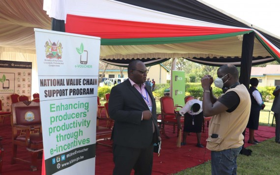 Kenya commits to building resilient food systems amid COVID-19 Pandemic