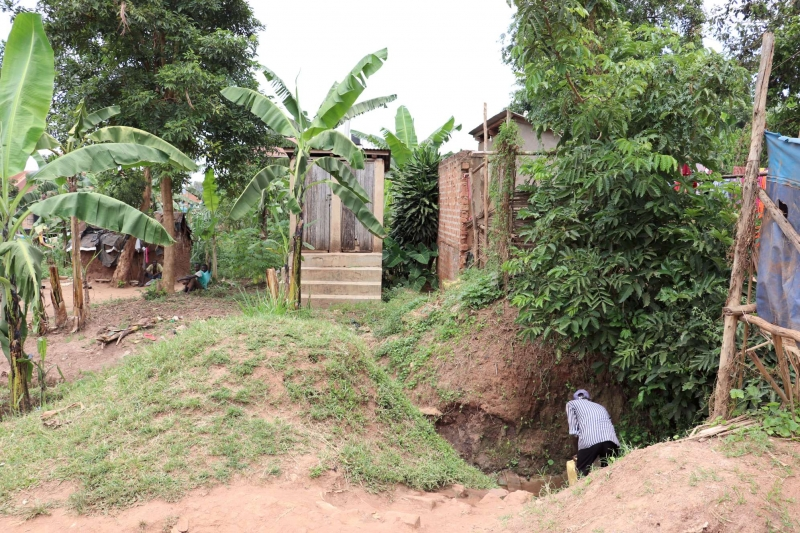 Groundwater could be the solution to contaminated Kampala slum water crisis