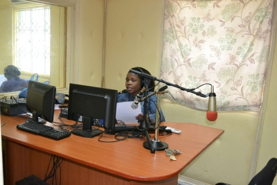 How community radio is helping smallholders cope with the climate in Western Kenya