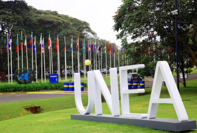 Beating pollution tops agenda as UN environment assembly begins