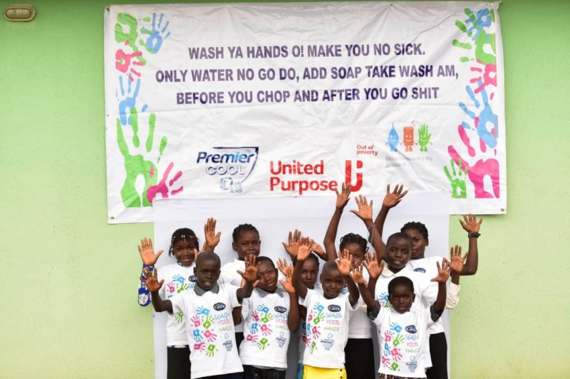 'I will continue to preach hand washing message', Young Pupil pledges