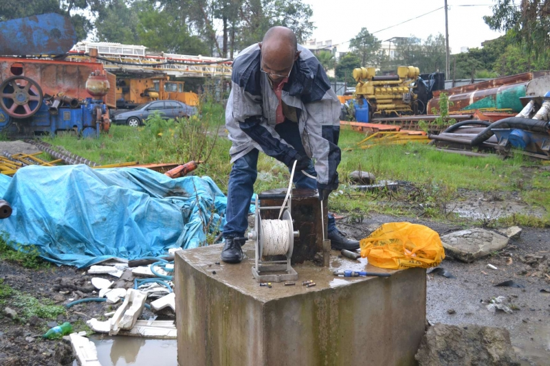 Hand-pumps for deeper groundwater key to climate resilience for rural communities