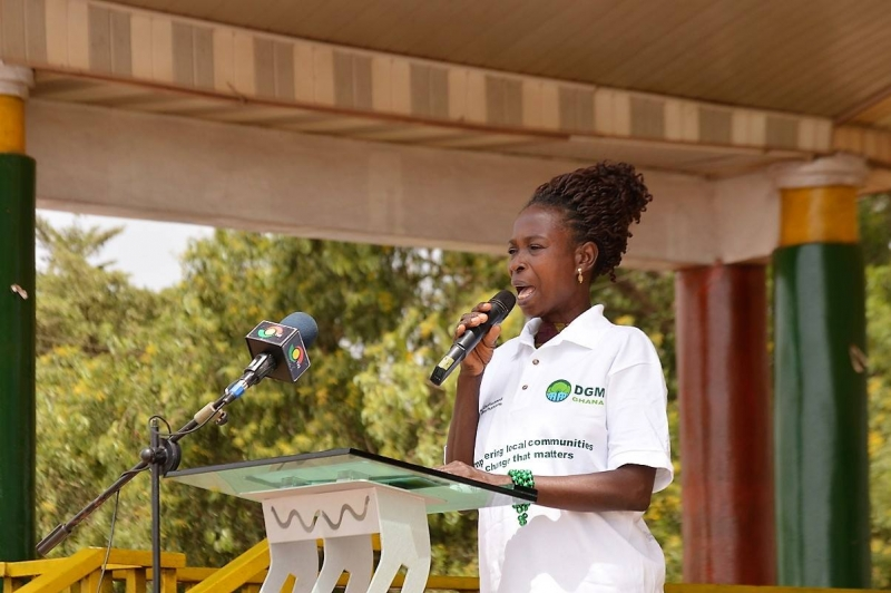 Women take advantage of Ghana's Dedicated Grant Mechanism to combat climate change
