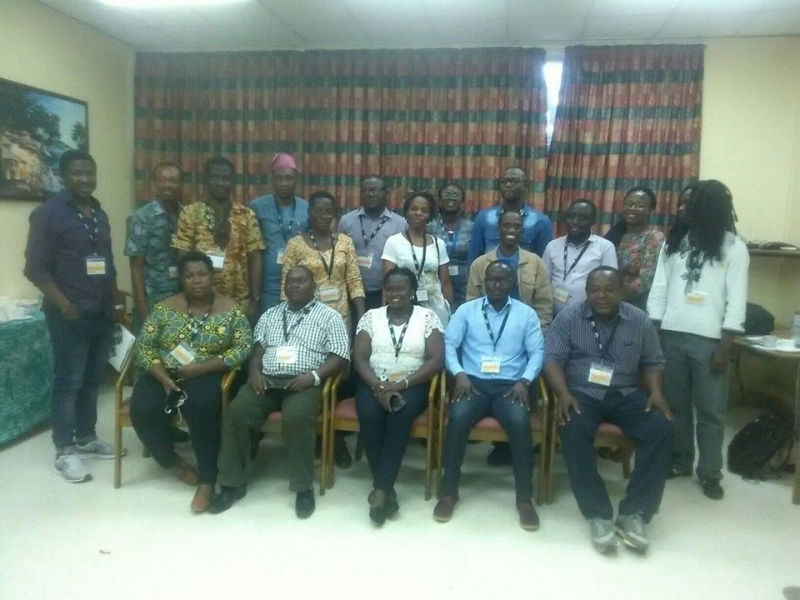 African Journalists sharpen skills on agriculture research evidence dissemination